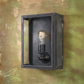 Essex Small weathered brass