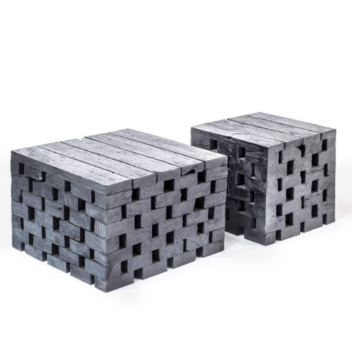 Coffee Table Puzzle Black