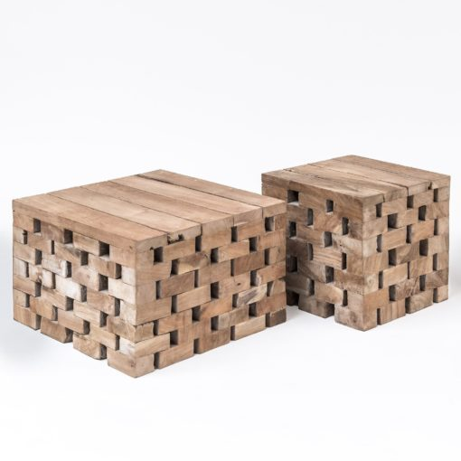 Coffee Table Puzzle Natural