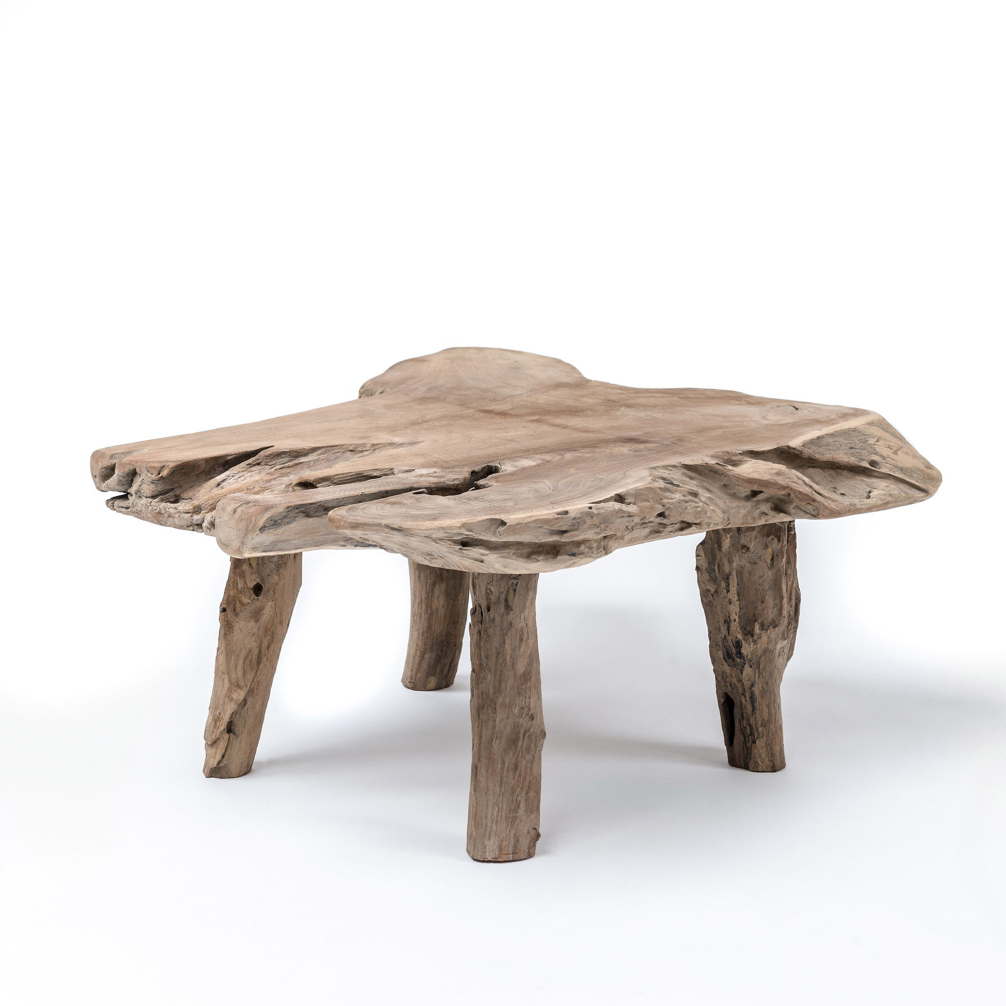 Coffee Table Natural Shape Astele