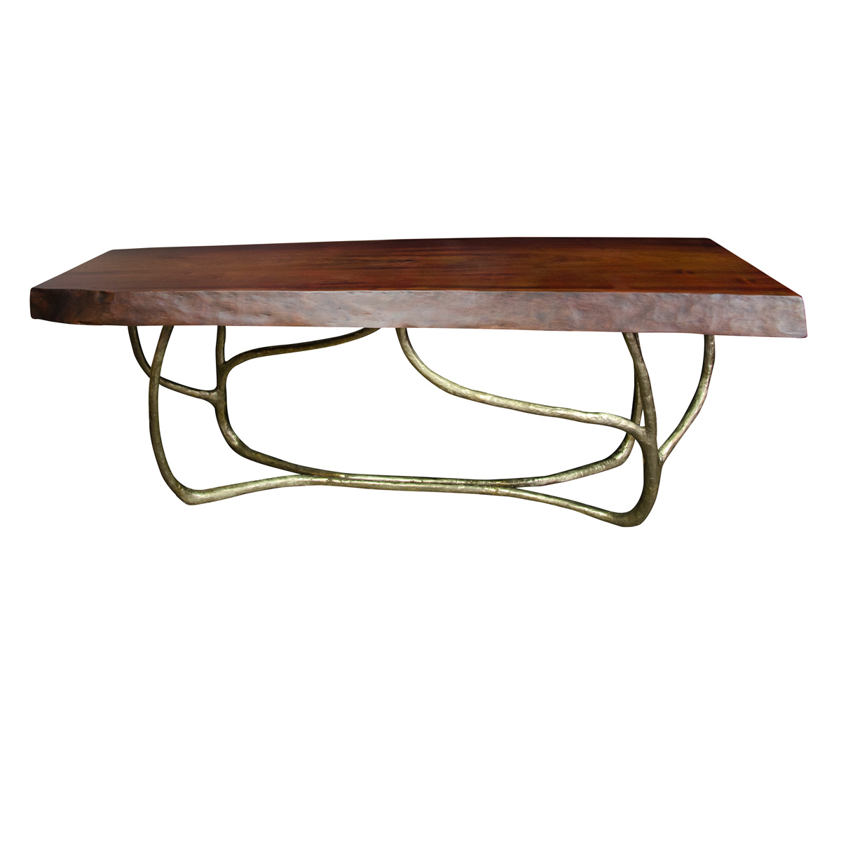 Vine console astele for Table and vine